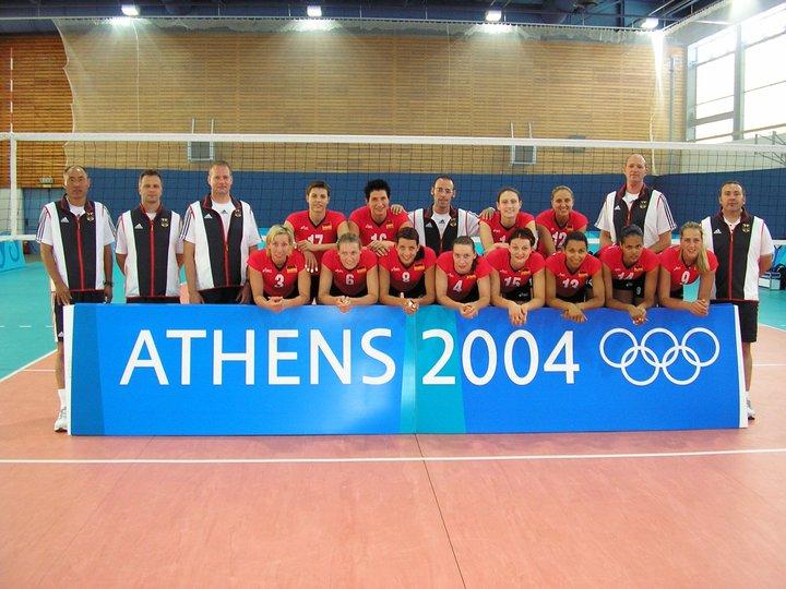 Olympische Spiele in Athen 2004 Alberto salomoni